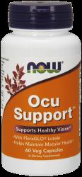 """Для зрения """"NOW Ocu Support 60 caps"""" (Производитель NOW Foods)"""