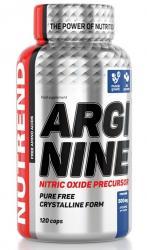 """Моноаминокислоты """"Nutrend Arginine 120 caps"""" (Производитель Nutrend)"""