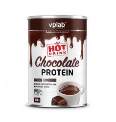 "Многокомпонентные ""VPLab Hot Chocolate Protein 370 g"" (Производитель VPLab Nutrition)"