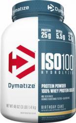"""Сывороточные изоляты """"Dymatize ISO 100 1360 г"""" (Производитель Dymatize)"""