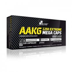 "Аргинин ""OLIMP AAKG 1250 Mega 120 капсул"" (Производитель OLIMP)"