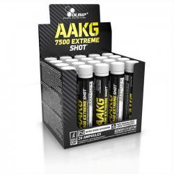 "Аргинин ""OLIMP AAKG 7500 Extreme Shot 20 Х 25 мл"" (Производитель OLIMP)"