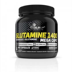 "Глютамин ""OLIMP L-Glutamine Mega Caps 300 капсул"" (Производитель OLIMP)"