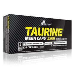 "Моноаминокислоты ""OLIMP Taurine Mega Caps 120 капсул"" (Производитель OLIMP)"