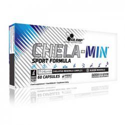 """Витамины и минералы """"OLIMP ChelaMin Sport Formula 60 капсул"""" (Производитель OLIMP)"""