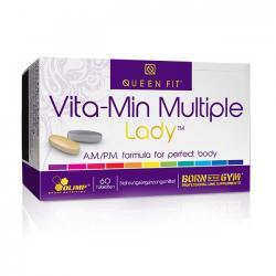 """Витамины и минералы """"OLIMP Vita-Min Multiple Lady 60 таблеток"""" (Производитель OLIMP)"""