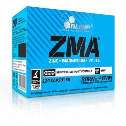 """Витамины и минералы """"OLIMP ZMA 120 капсул"""" (Производитель OLIMP)"""