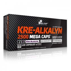 "Креатин ""OLIMP Kre-Alkalyn 2500 Mega Caps 120 капсул"" (Производитель OLIMP)"