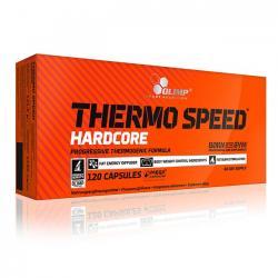 """Термогеники """"OLIMP Thermo Speed Hardcore Mega Caps 120 капсул"""" (Производитель OLIMP)"""
