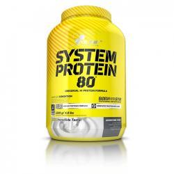 """Многокомпонентные """"OLIMP System Protein 80 2200 г"""" (Производитель OLIMP)"""