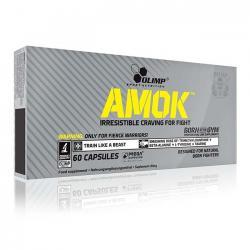 """Предтренировочные комплексы """"OLIMP Amok 60 капсул"""" (Производитель OLIMP)"""