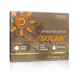 """Витамины и минералы """"OLIMP Labs Beta Solar 30 капсул"""" (Производитель Olimp Labs)"""