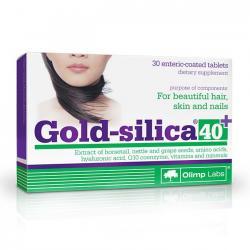 """Витамины и минералы """"OLIMP Labs Bio Silica 40+  30 таблеток"""" (Производитель Olimp Labs)"""