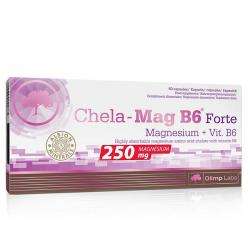"Магний ""OLIMP Labs Chela-Mag B6 forte 60 капсул"" (Производитель Olimp Labs)"
