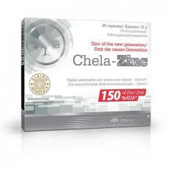 """Витамины и минералы """"OLIMP Labs Chela-Zinc 30 капсул"""" (Производитель Olimp Labs)"""