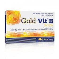 "Витамины и минералы ""OLIMP Labs Gold-Vit B Forte 60 таблеток"" (Производитель Olimp Labs)"
