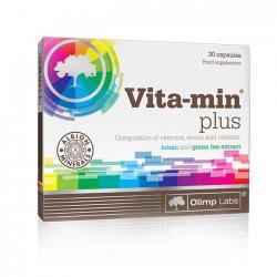 "Витамины и минералы ""OLIMP Labs Vita-Min plus 30 капсул"" (Производитель Olimp Labs)"