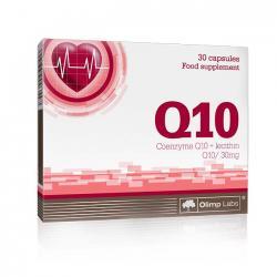 """Коэнзим Q10 """"OLIMP Labs Q10  30 капсул"""" (Производитель Olimp Labs)"""