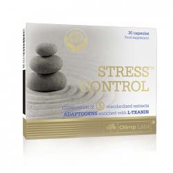 """Поддержка нервной системы """"OLIMP Labs Stress Control 30 капсул"""" (Производитель Olimp Labs)"""