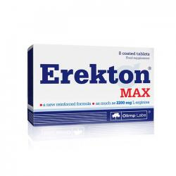 """Повышение тестостерона """"OLIMP Labs Erekton MAX 8 таблеток"""" (Производитель Olimp Labs)"""
