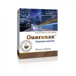 "Гуарана и кофеин ""OLIMP Labs Guaranax 60 капсул"" (Производитель Olimp Labs)"