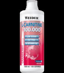 "Концентрат ""Weider L-Carnitine 100.000  1000мл"" (Производитель Weider)"