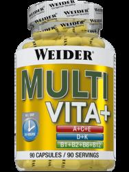 "Витамины и минералы ""Weider Multi Vita 90 капсул"" (Производитель Weider)"