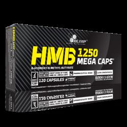 """Моноаминокислоты """"OLIMP HMB Mega Caps 120 капсул"""" (Производитель OLIMP)"""