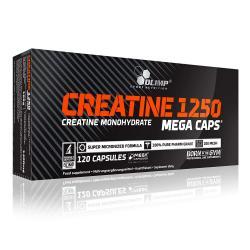 """Креатин """"OLIMP Creatine Mega Caps 120 капсул"""" (Производитель OLIMP)"""