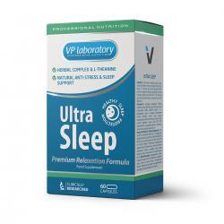 """Поддержка нервной системы """"VPLAB Ultra Sleep 60 caps"""" (Производитель VPLab Nutrition)"""