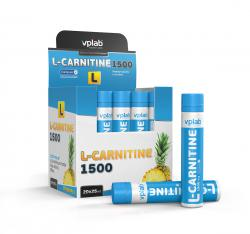"В ампулах ""VPLab L-Carnitine 1500"" (Производитель VPLab Nutrition)"