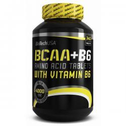 "BCAA ""BioTech USA BCAA+B6 340 tab"" (Производитель BioTech USA)"