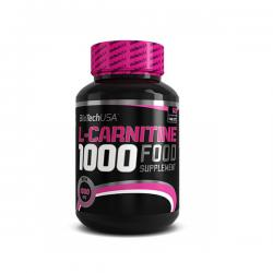 "Капсулы и таблетки ""BioTech USA L-Carnitine 1000 mg 60 tab"" (Производитель BioTech USA)"