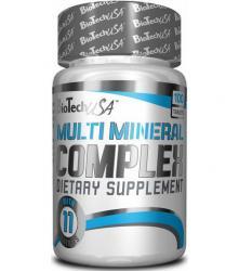 "Витамины и минералы ""BioTech USA Multi Mineral Complex 100 таблеток"" (Производитель BioTech USA)"
