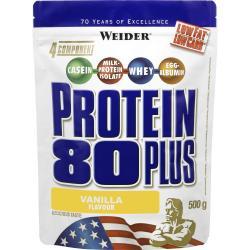 """Многокомпонентные """"Weider Protein 80+ 500 г"""" (Производитель Weider)"""