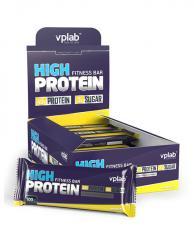 """Распродажа """"Расп. VPLab High Protein Fitness Bar 100г (01.01.19)"""" (Производитель VPLab Nutrition)"""