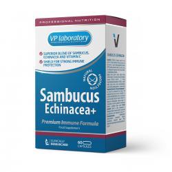 "Иммуномодуляторы ""VP Laboratory Sambucus Echinacea+"" (Производитель VPLab Nutrition)"