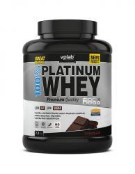 """Сывороточные """"VPLab 100% Platinum Whey 2300г"""" (Производитель VPLab Nutrition)"""