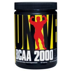 "BCAA ""UN BCAA 2000 120 капс"" (Производитель Universal Nutrition)"