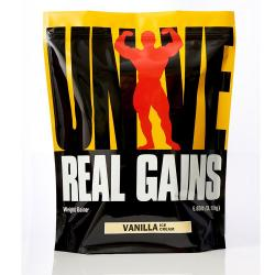 """Гейнеры """"UN Real Gains 3,2 кг"""" (Производитель Universal Nutrition)"""