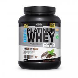 """Сывороточные """"VPLab 100% Platinum Whey 908 г"""" (Производитель VPLab Nutrition)"""