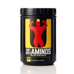 """Аминокислотные комплексы """"UN 100% Beef Aminos 400"""" (Производитель Universal Nutrition)"""