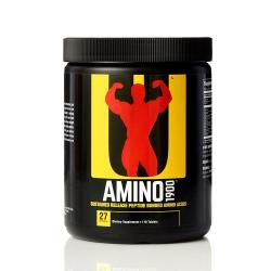 """Аминокислотные комплексы """"UN Amino 1900 110таб"""" (Производитель Universal Nutrition)"""