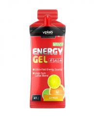 """Углеводные энергетики """"VPLab Energy Gel"""" (Производитель VPLab Nutrition)"""
