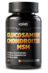 "Глюкозамин и Хондроитин ""VPLab Glucosamine Chondroitin MSM 90 tab"" (Производитель VPLab Nutrition)"
