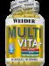 """Витамины и минералы """"Weider Multi Vita 90 капсул"""""""